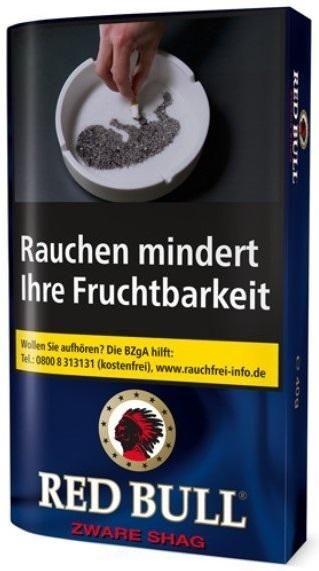 Red Bull Zware Tabak 40g Pouch (Drehtabak / Feinschnitt)