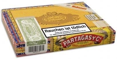 Partagas Mille Fleurs (10 Zigarren)
