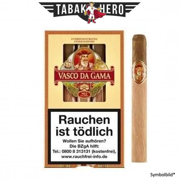 Vasco Da Gama 922 Claro Corona Sumatra (10x5 Zigarren)