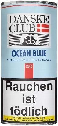 Danske Club Ocean Blue (Sambuca) Tabak 50g Pouch (Pfeifentabak)