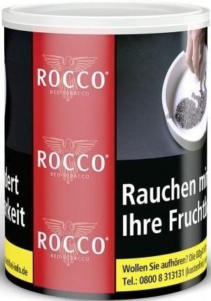 Rocco Red (American) Tabak 130g Dose (Drehtabak / Feinschnitt)