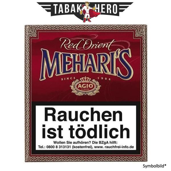 Meharis Red Orient o. F. 20 (10x20 Zigarillos)