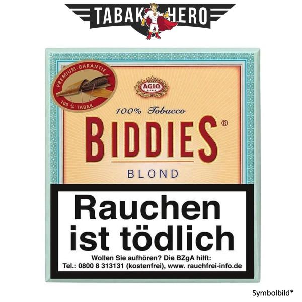 Biddies Blond (10x20 Zigarillos)