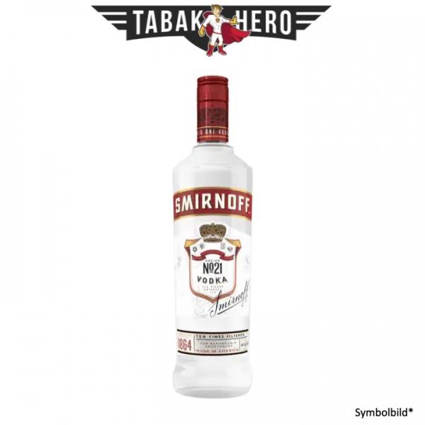 Smirnoff Premium Vodka No.21 alc.37,5% Vol.-% 0,7L