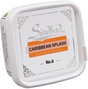 Sindbad Carib.Splash No8 (Melone-Mix) Shisha - Tabak 200g Dose