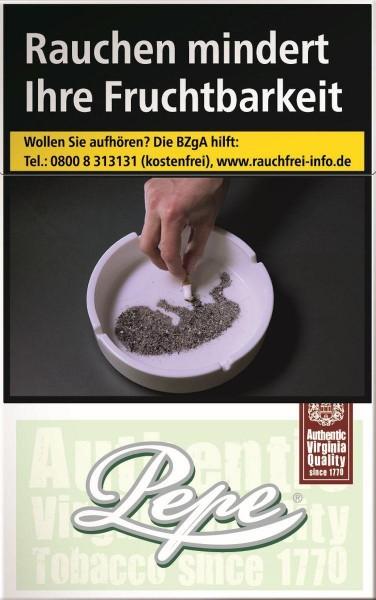 Pepe Fine Green Zigaretten (24 Stück)