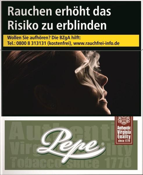 Pepe Rich Green (Stange / 4x40 Zigaretten)