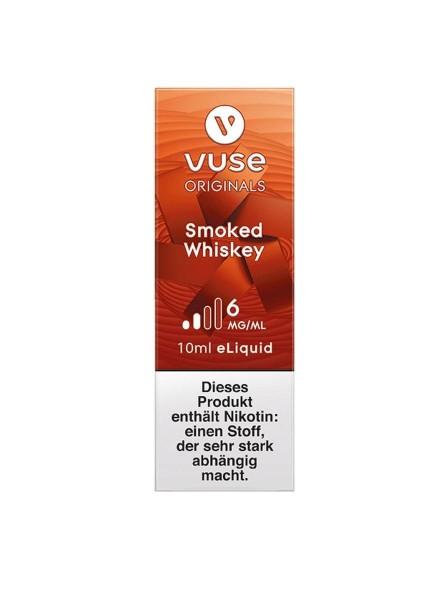 4 x Vuse (Vype) eLiquid Bottle Smoked Whiskey 6mg