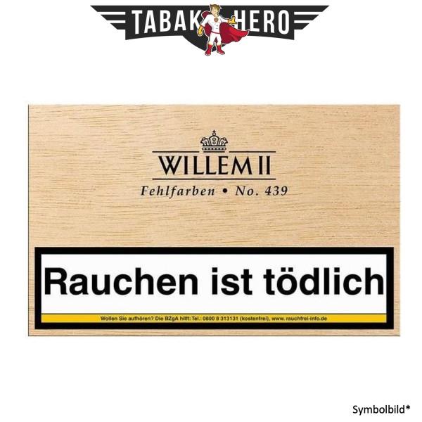 Willem II FF 439 Sumatra 50 (50 Zigarillos)