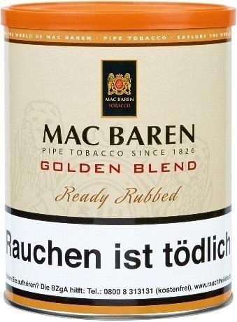 Mac Baren Golden Blend Tabak 250g Dose (Pfeifentabak)