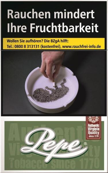 Pepe Rich Green (Stange / 10x20 Zigaretten)