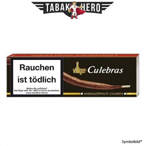 Villiger Culebras (6 Zigarillos)
