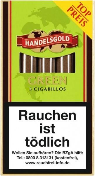 Handelsgold 205 Green (Apple) (5 Zigarillos)
