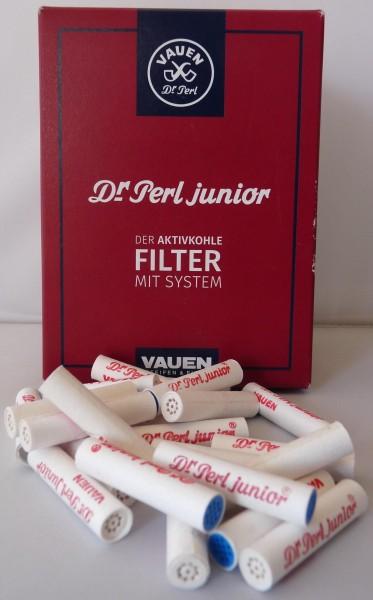 Dr. Perl Jubig Aktivkohle Pfeifenfilter 180 Stück