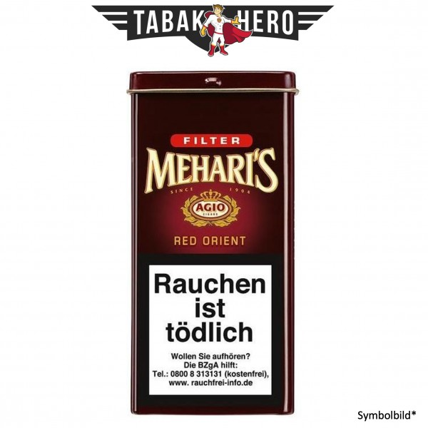 Meharis Sweet Orient Filter 5 (10x5 Zigarillos)