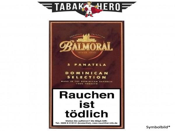 Balmoral Dominican Selection Panatela 5er (10x5 Zigarren)