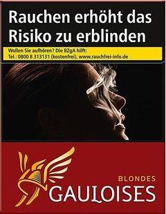 Gauloises Blondes Rot Zigaretten (49 Stück)