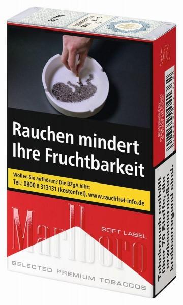 Marlboro Red Soft Zigaretten (20 Stück)