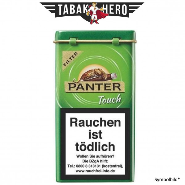 Panter Touch Green Filter (10x5 Zigarillos)