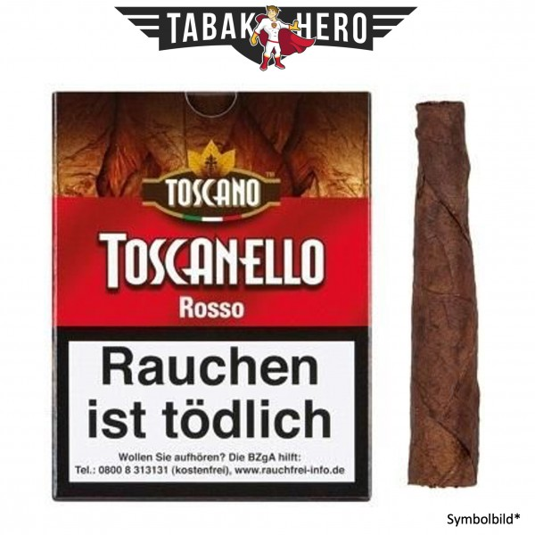 Toscanello Rosso (Caffee) (5 Zigarren)