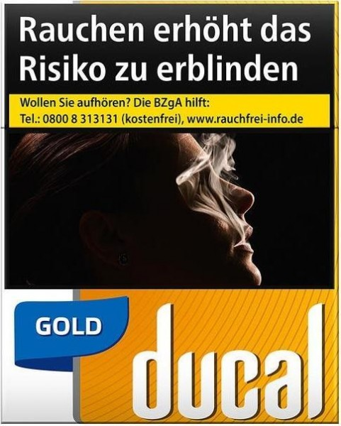 Ducal Gold (Stange / 5x38 Zigaretten)