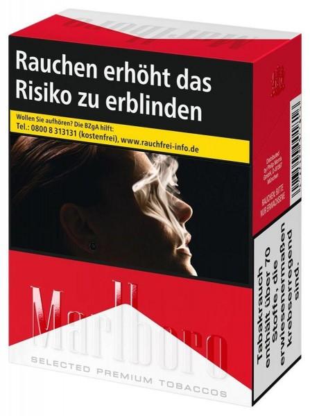 Marlboro Red (Stange / 8x32 Zigaretten)
