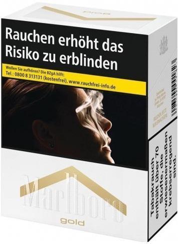 Marlboro Gold Zigaretten (32 Stück)
