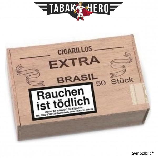 Extra Brasil Cigarillos (50 Zigarillos)