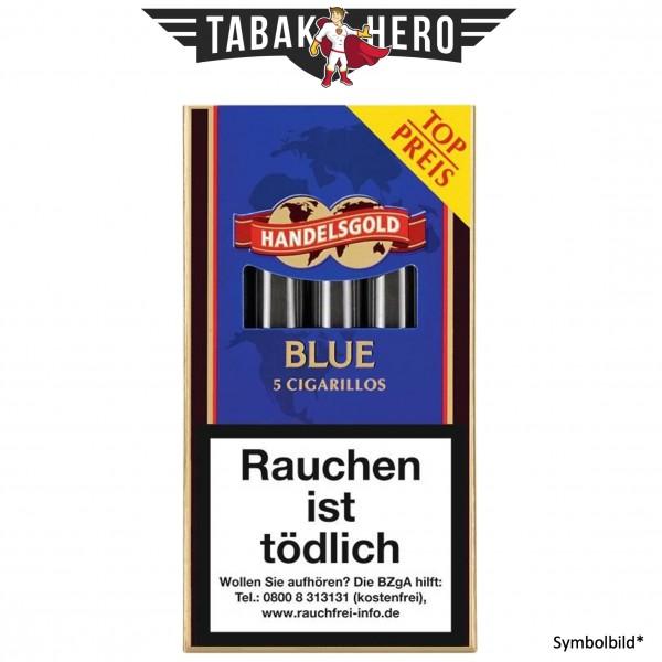 Handelsgold 207 Blue (Chocolate) (10x5 Zigarillos)