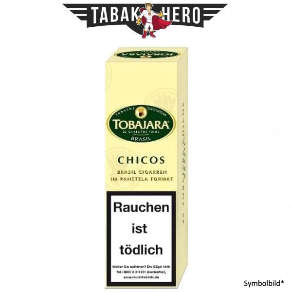 Tobajara Chicos Brs (25 Zigarillos)