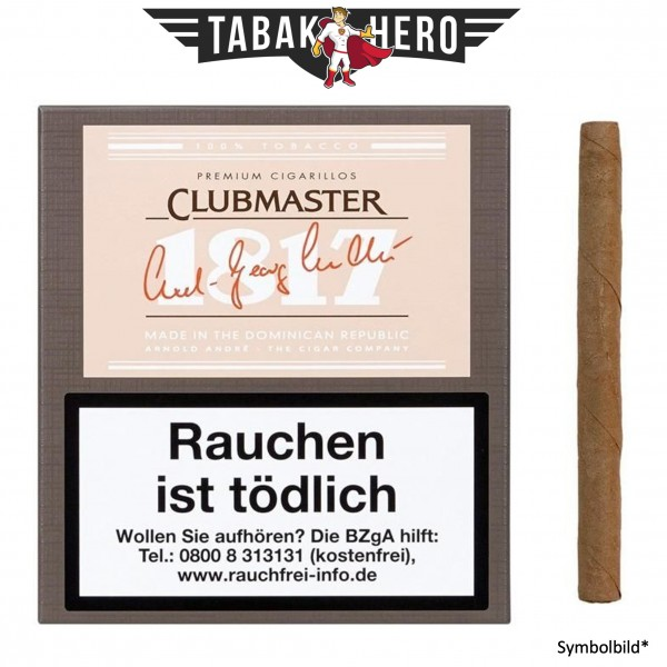 Clubmaster 200 1817 (5x20 Zigarillos)