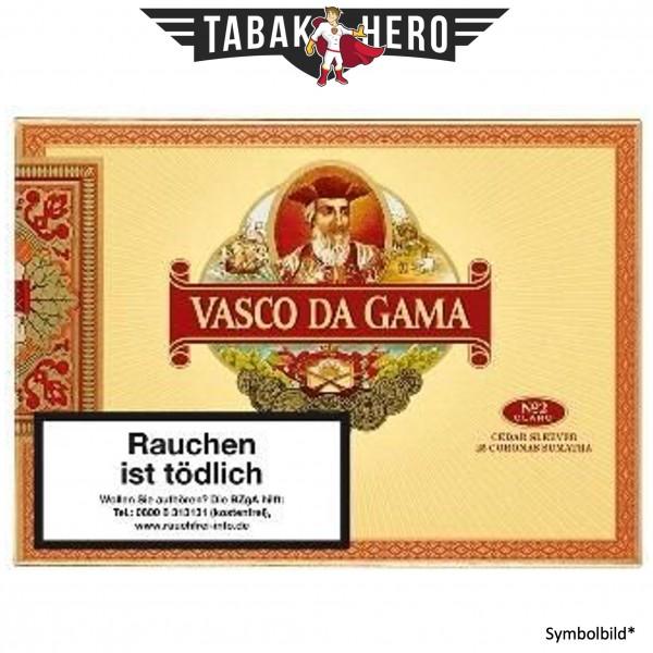 Vasco Da Gama 922 Sumatra No.2 (25 Zigarren)