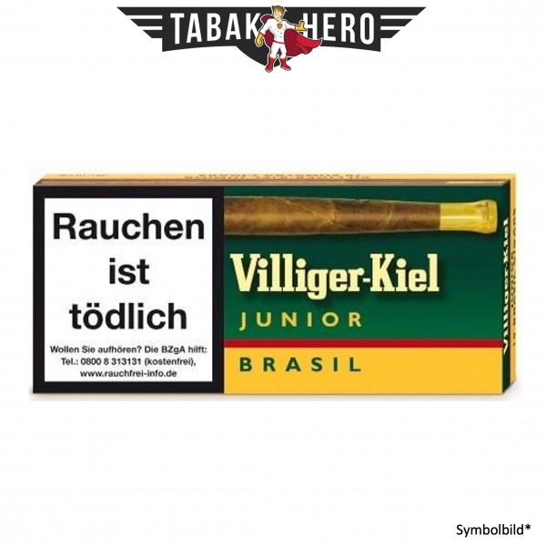 Villiger Kiel Junior brasil (10x10 Zigarillos)
