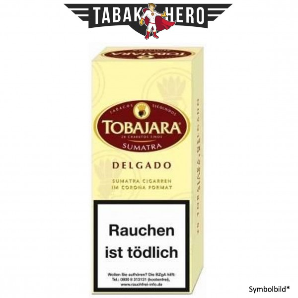 Tobajara Delgado Sumatra (20 Zigarren)