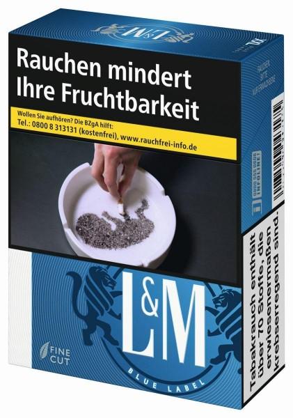 L&M Blue Zigaretten (22 Stück)