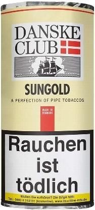 DANSKE Club DC Sungold (Vanilla) Tabak 50g Pouch (Pfeifentabak)