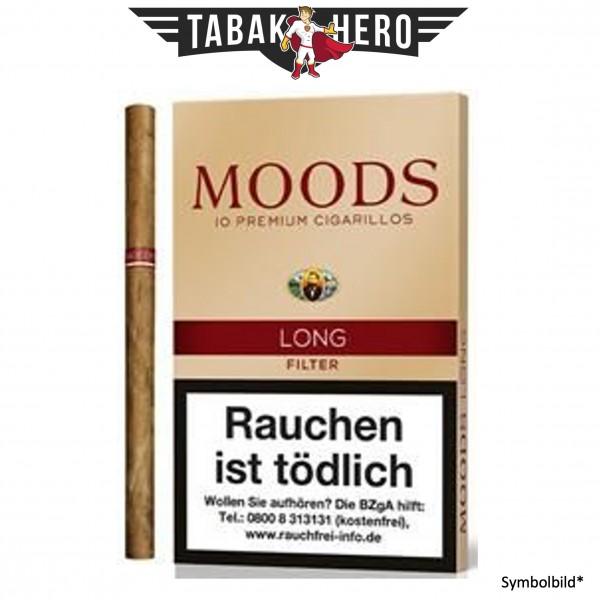 Dannemann Moods Long (10 Zigarillos)