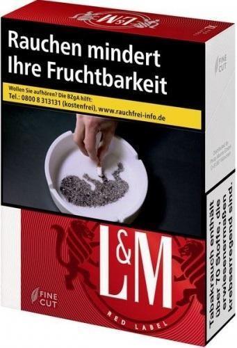 L&M Red Zigaretten (40 Stück)