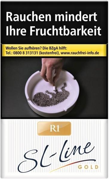 R1 SL-Line Zigaretten (20 Stück)