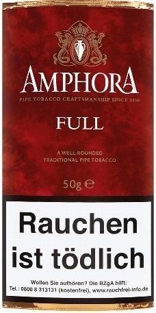 Amphora Full Aroma Tabak 50g Pouch (Pfeifentabak)
