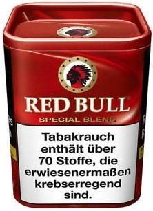 Red Bull Special Blend Tabak 120g Dose (Drehtabak / Feinschnitt)
