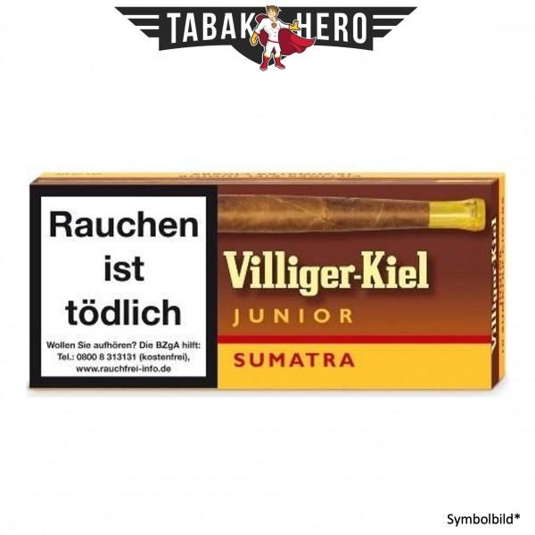 Villiger Kiel Junior Sumatra (10 Zigarillos)