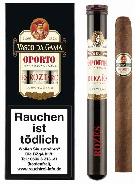 Vasco Da Gama 84 Oporto (3 Zigarren)