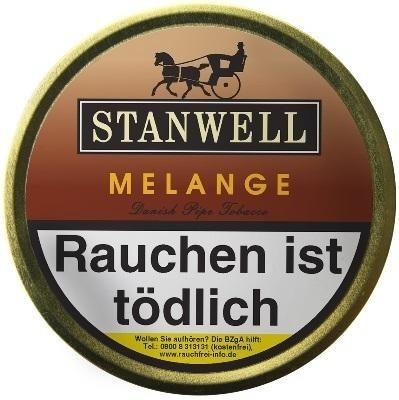 Stanwell Melange Tabak 50g Dose (Pfeifentabak)