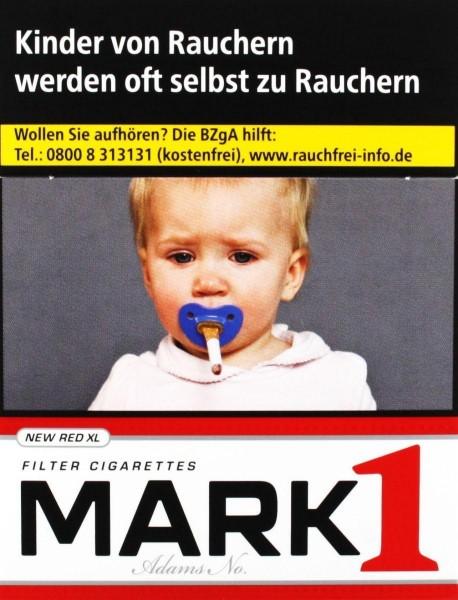 Mark One Red Big Zigaretten (25 Stück)