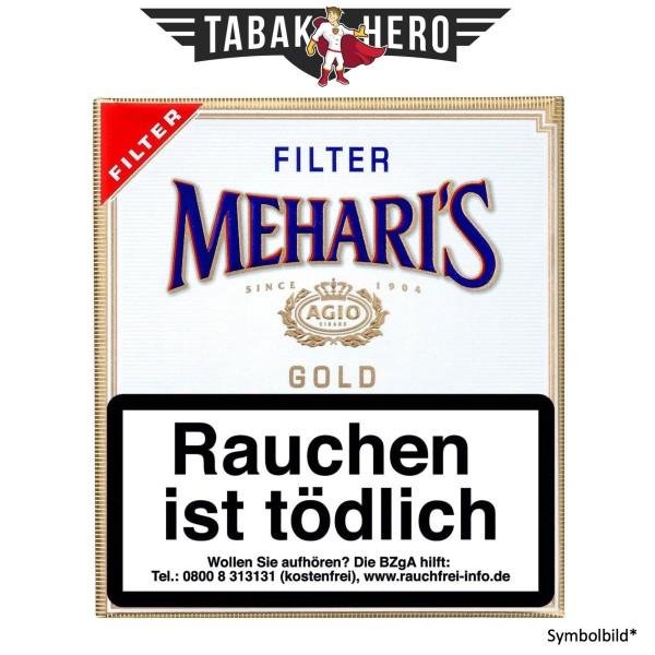 Meharis Gold Filter (20 Zigarillos)