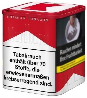 Marlboro Red L Tabak 90g Dose (Drehtabak / Feinschnitt)