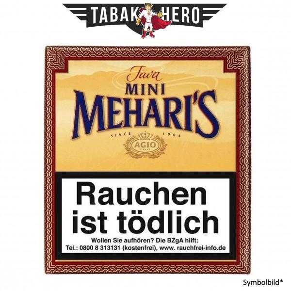 Meharis Mini Java (20 Zigarillos)