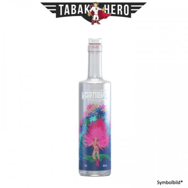 Karneval Vodka 0,5L alc.40Vol.% Premium Vodka BONEZ MC RAF CAMORA